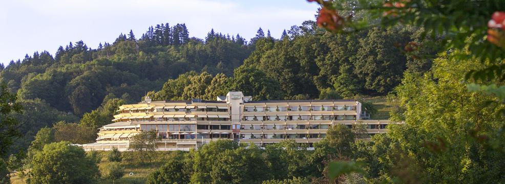 Hotel Pamnorama Außenansicht
