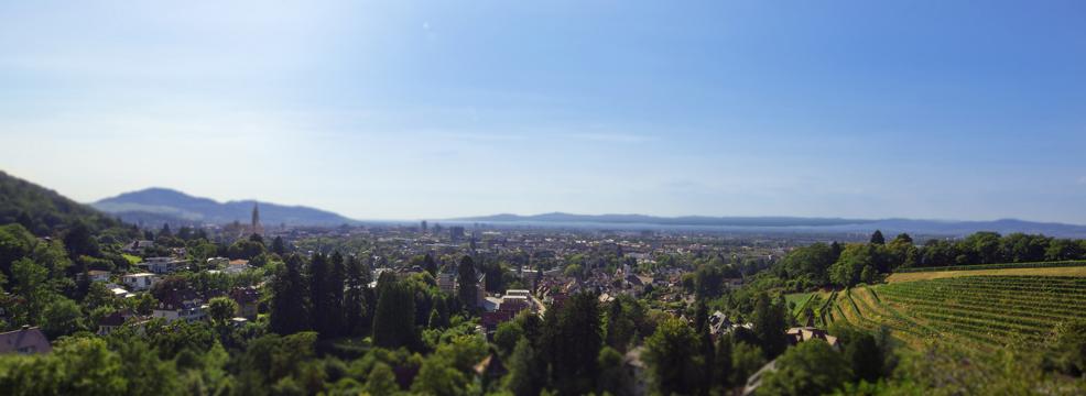 Panorama Hotel Freiburg